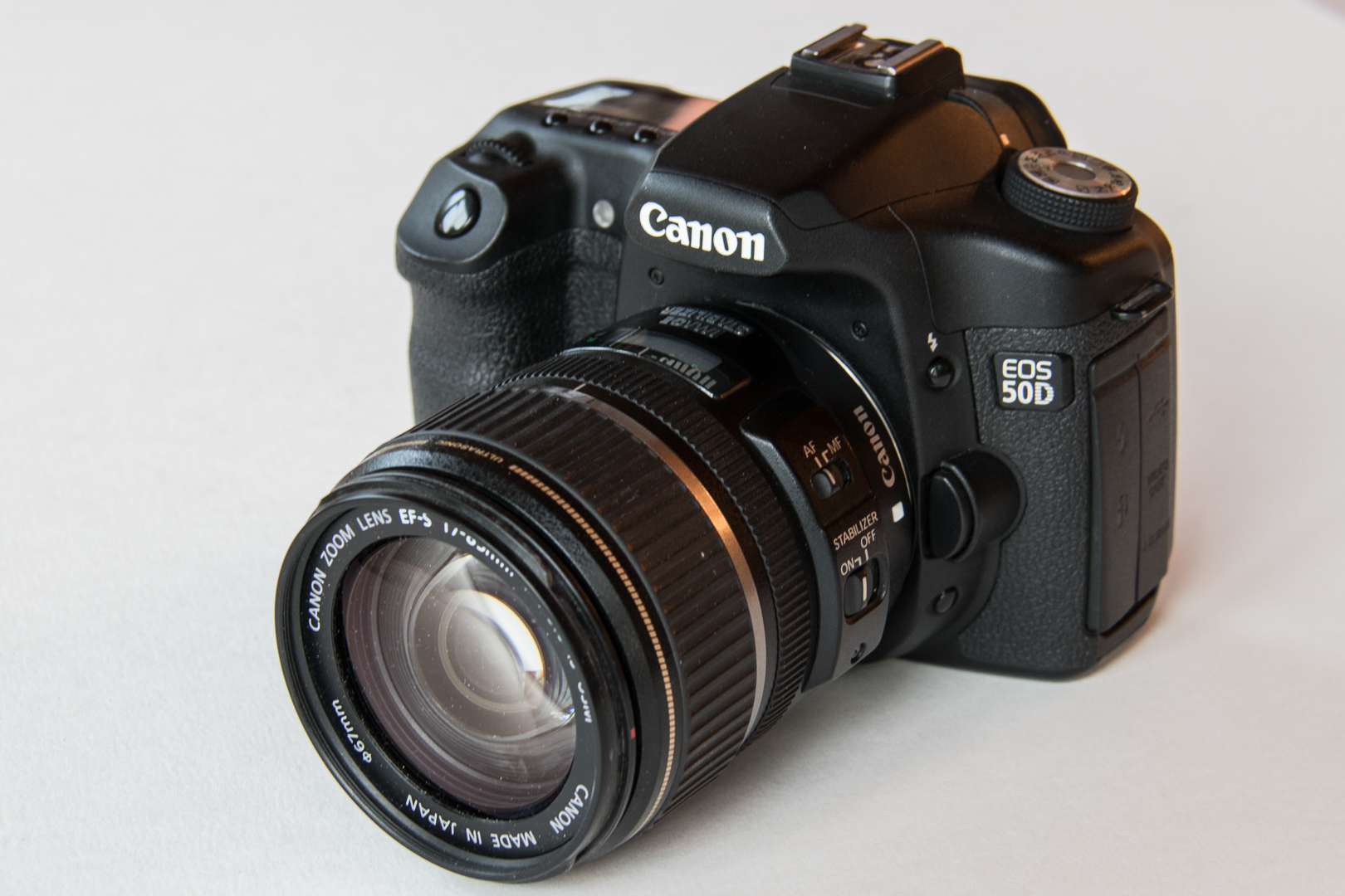 Canon Eos 50D - 15,1 Mpix