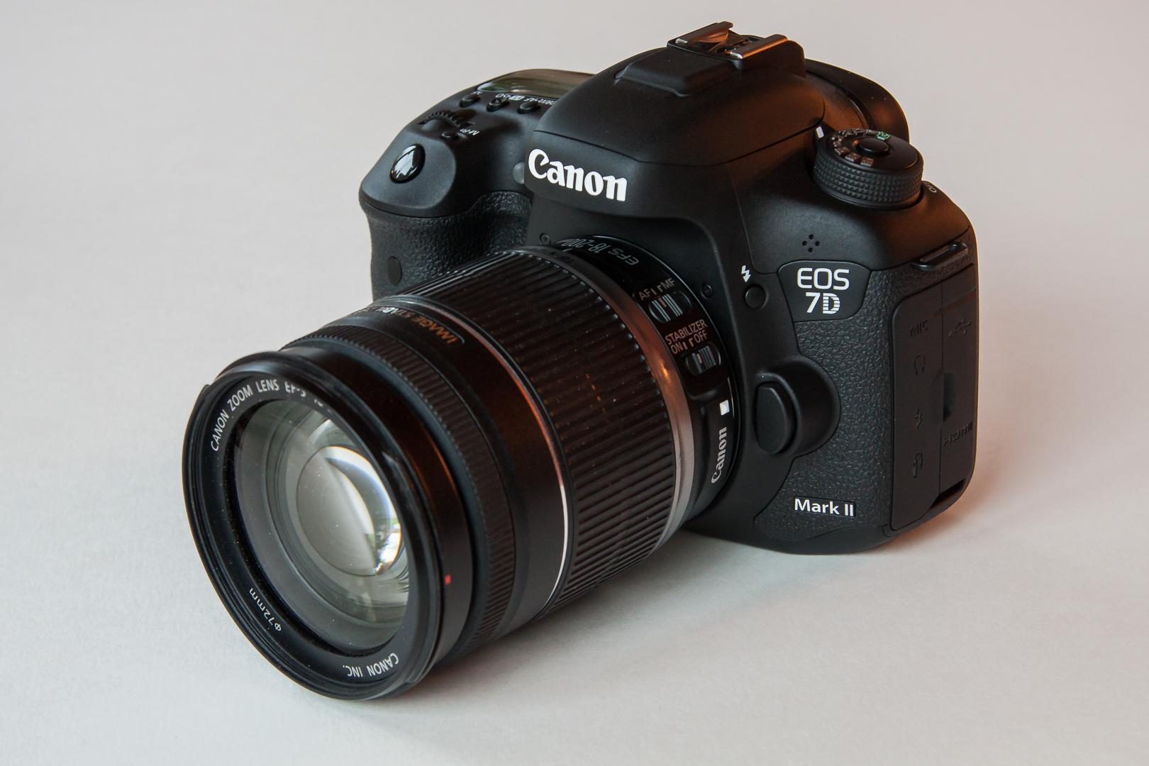 Eos 7D Mark II - 20,2 Mpix