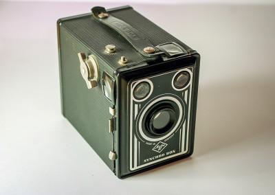 Agfa Synchro Box - 6x9cm