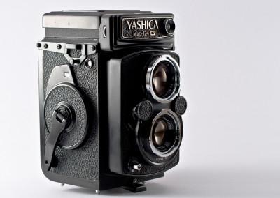 Yashica Mat 124G - 6x6cm